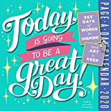 Today Is Going to Be a Great Day! Page-A-Day Calendar 2020