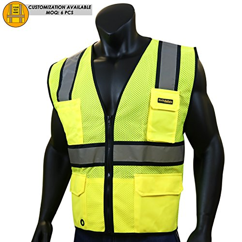 KwikSafety OFFICIAL Visibility Compliant Oversized