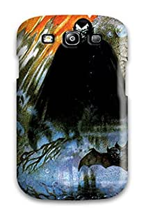 Flexible Tpu Back Case Cover For Galaxy S3 - Vampire
