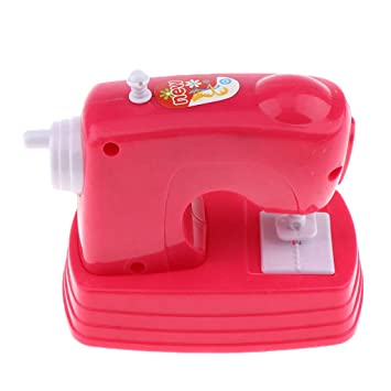 Amazon.es: Homyl Maquina de Coser de Plastico Juguete de ...