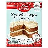 Betty Crocker Spiced Ginger Cake Mix 425g