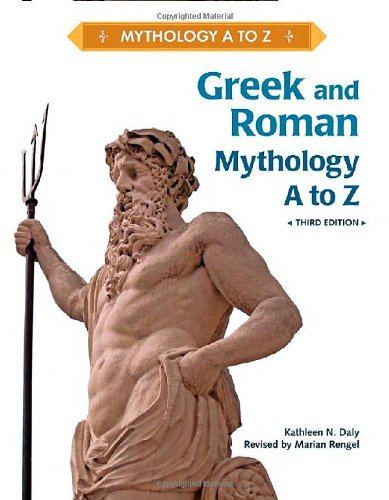 Greek and Roman Mythology A to Z - Greek Religious Art