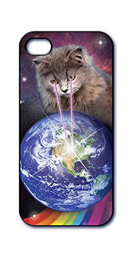 iphone 5s case space cats - 2