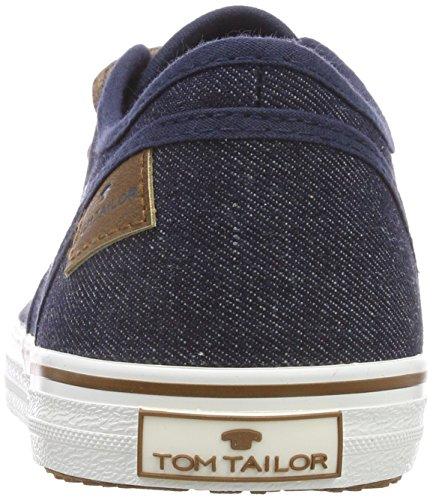 TOM TAILOR 4881405, Náuticos Para Hombre azul (navy)