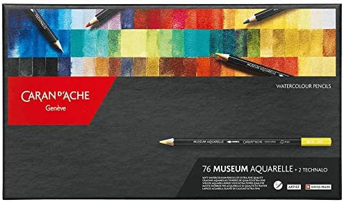 Caran DAche Color Pencil Watersoluable product image