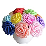 Flyusa-100-pcs-Artificial-Flowers-24-inch-Foam-Rose-Flower-Heads-For-Bridal-Bouquet-Wedding-Centerpieces-Kissing-Balls-Party-Home-Decoration