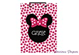 Personalized pink Minnie Mouse clipboard teacher clipboard school clipboard coach clipboard, minnie mouse gift