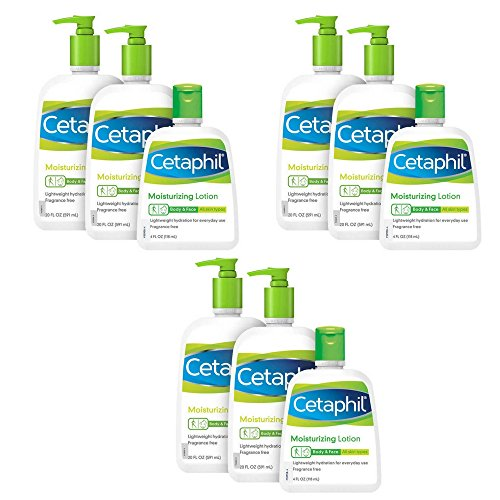 Cetaphil Face Moisturizer For Acne - 9