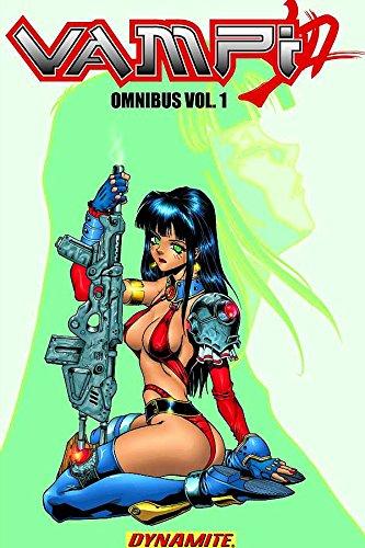 Vampi Omnibus Volume 1 ebook