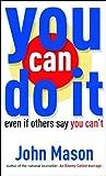 You Can Do It, John Mason, 0800787722