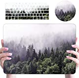 DEENAKIN MacBook Air 13 Inch Case 2018 Release A1932 with Retina Display, Shock-proof anti-scratch Plastic Hard Shell Protective Case with Keyboard Cover and Mouse pad for Macbook Air 13 Inch