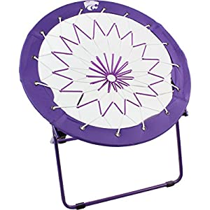 College Covers Kansas State Wildcats NCAA Bunjo Chair by College Covers