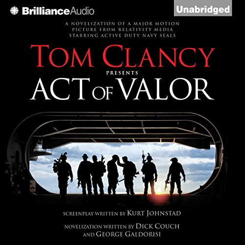 Tom Clancy Presents: Act of Valor Audiobook [Free Download by Trial] thumbnail
