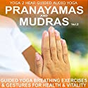 Pranayamas & Mudras Vol.2: Yoga Breathing and Gesture Class Audiobook by Sue Fuller Narrated by Sue Fuller