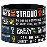 Sainstone 12-Pack Power of Faith Christian Bible