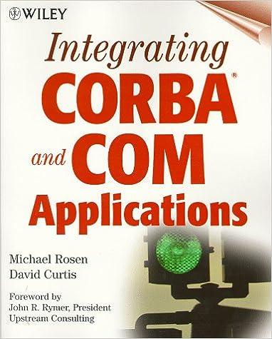 Integrating Corba And Com Applications Download.zip
