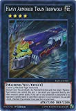 Heavy Armored Train Ironwolf - RATE-EN050 - Super Rare - 1st Edition - Raging Tempest