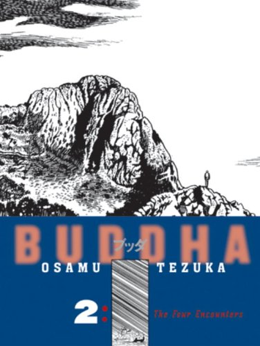 Buddha, Vol. 2: The Four Encounters by Brand: Vertical