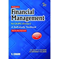 Financial Management for CA-IPC (Group-I) - With Quick Revision Book