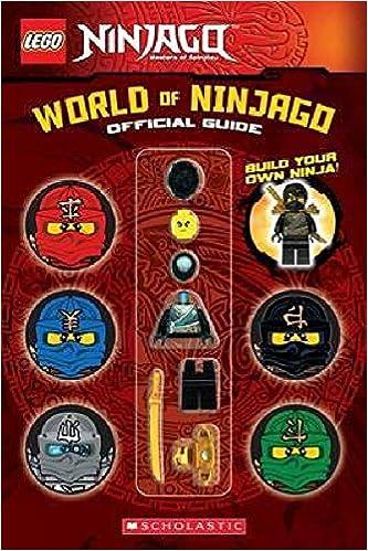 LEGO Ninjago World Of Ninjago Official Guide [Build Your Own ...