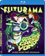 Futurama: Into the Wild Green Yonder Blu-ray