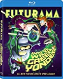 Futurama:into . Wild Green Yon [Blu-ray]