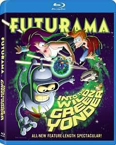 Futurama:into . Wild Green Yon [Blu-ray]