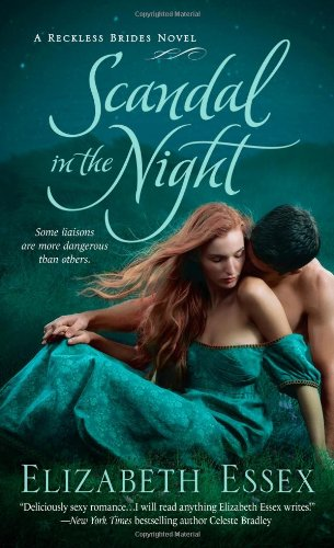 book cover of Scandal in the Night