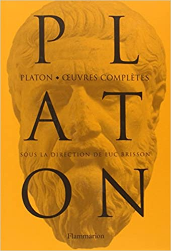 Platon: Oeuvres complètes
