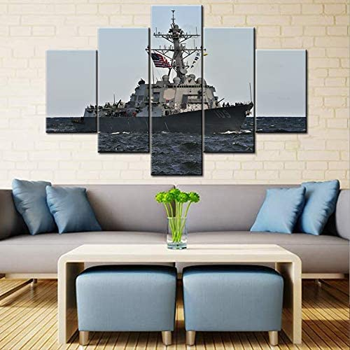 USS Jason AR 8 Personalized Canvas Ship Photo Print Navy Veteran Gift