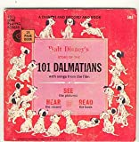101 Dalmatians (Disneyland Record and Book, #305)