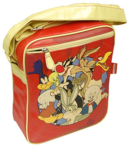 Looney Collage Bag Tunes One Size in gBrgUq