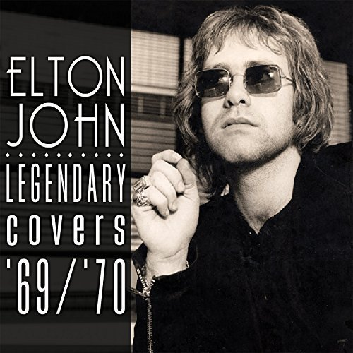 CD : Elton John - Legendary Covers Album 1969-70 (Digipack Packaging)