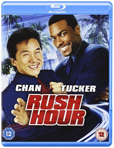 Rush Hour (Blu-Ray) (Import Movie) (European Format - Zone B2) Rush Hour