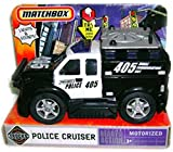 NEW REAL ACTION TRUCKS MATCHBOX POLICE CRUISER K9608