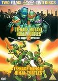 Teenage Mutant Ninja Turtles 2/Teenage Mutant Ninja Turtles 3 [DVD]