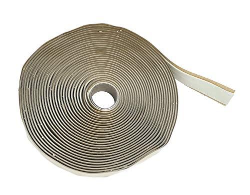 GSSI Sealants Butyl Tape 1/8'' x 1'' x 40' White (10 Rolls) by GSSI Sealants (Image #3)