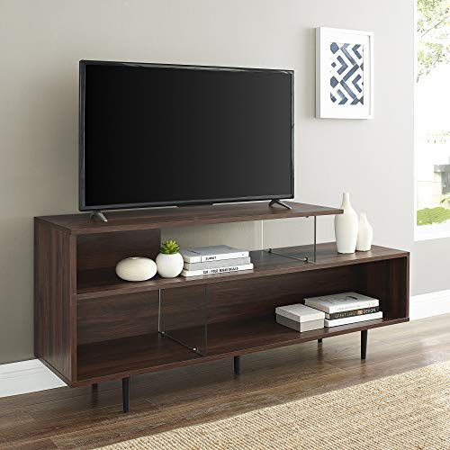 (WE Furniture AZ60HARDW TV Stand 60