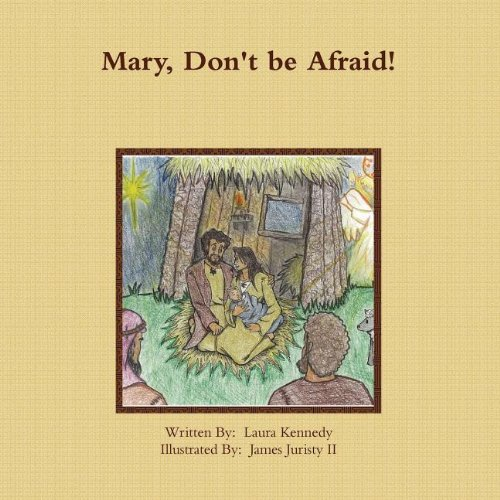Download Mary Don't be Afraid PDF