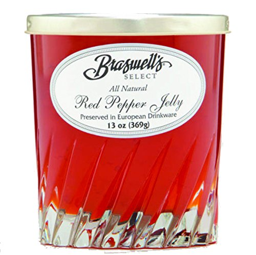 (Braswell's Select Red Pepper Jelly in Collectible Drinkware - 13 Oz (Red Pepper))