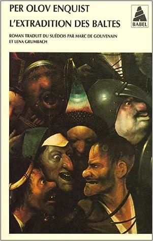 Extradition des baltes (l') bab n 449 (Babel): Amazon.es: Per-Olov ...