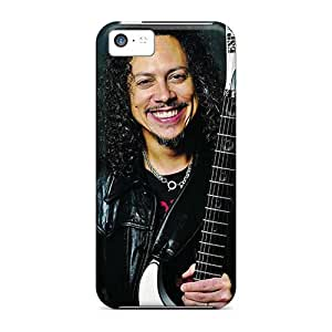 Protector Cell-phone Hard Cover For Iphone 5c With Support Your Personal Customized Stylish Nevermore Band Image MansourMurray