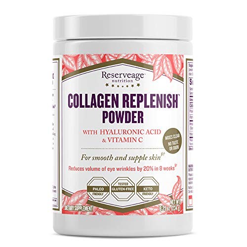 Reserveage Collagen Replenish Hydrating Hyaluronic