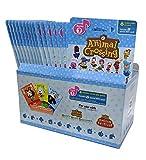 Animal Crossing Amiibo Cards Series 3 - Full box (18 Packs) (6 Cards Per Pack/108 Cards)