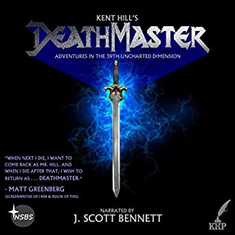 Amazon.com: Deathmaster: Adventures in the 39th Uncharted ...