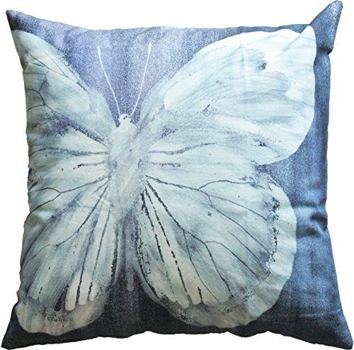 HOMETALE® Butterfly laser Print Decorative Throw Pillow COVER 18