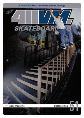 Kenny Reed - 411VM Skateboarding 51