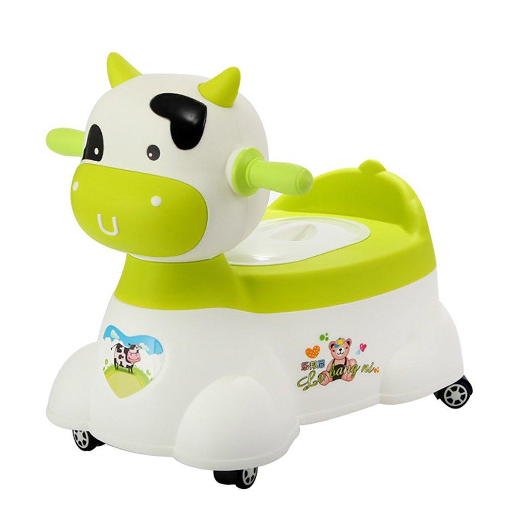 JLRQY Baby-Töpfchen Kinder-WC von Herausnehmbaren Boy Urinal-Mädchen-Bettpfanne Kleinkind-WC-Training Für 8-36 Monate Altes Baby