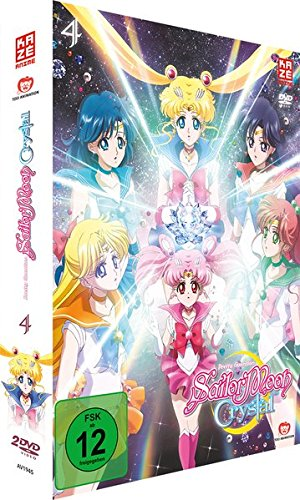 Sailor Moon Crystal - Staffel 2 - Vol.2 - Box 4 - DVD Alemania: Amazon.es: -, Munehisa Sakai, -: Cine y Series TV