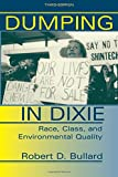 Dumping In Dixie: Race, Class, And Environmental Quality, Third Edition